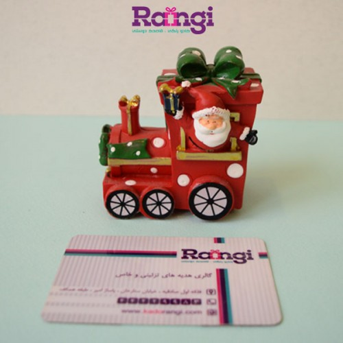 قطار بابانوئل