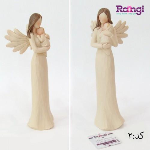 مجسمه فرشته بالدار مادر