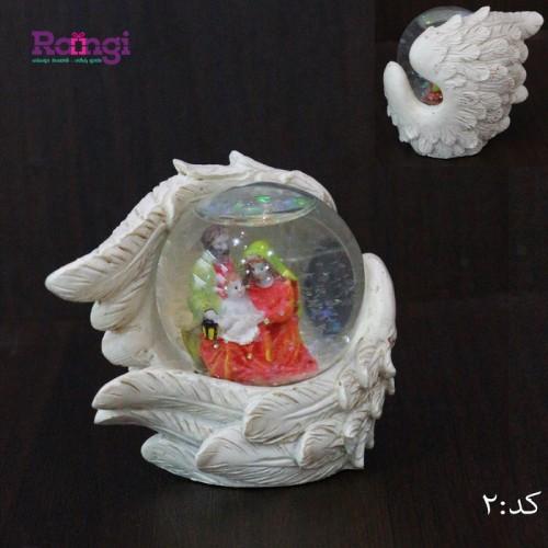 خرید گوی بالدار فرشته کوچک