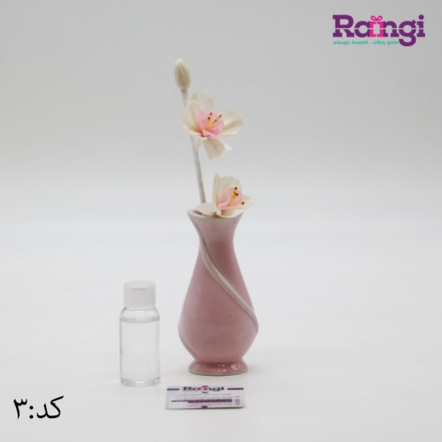 خرید هدیه گلدان سرامیکی عطری