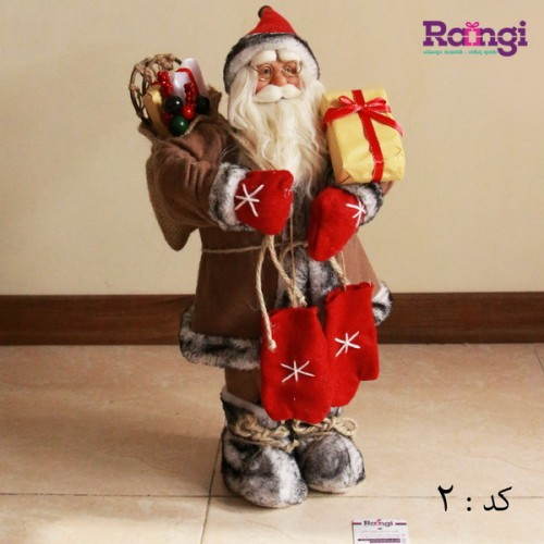 بابانوئل با کلاه