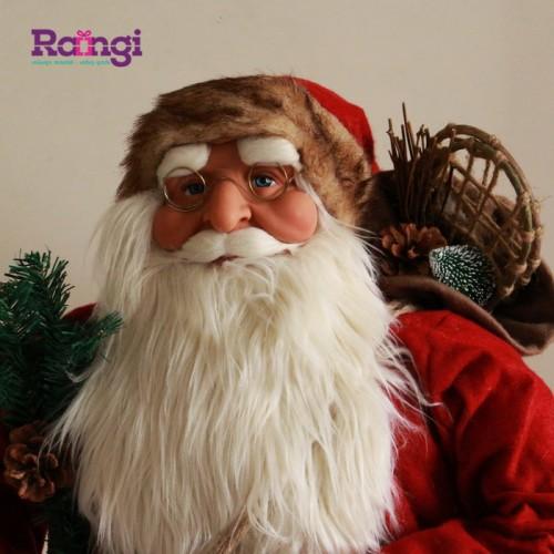 خرید عروسک بابانوئل بزرگ با کوله