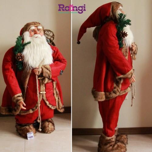 خرید عروسک کریسمسی بابانوئل