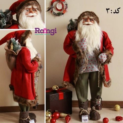 فروش بابانوئل تزیینی