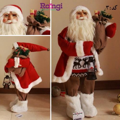 خرید هدیه بابانوئل کریسمس
