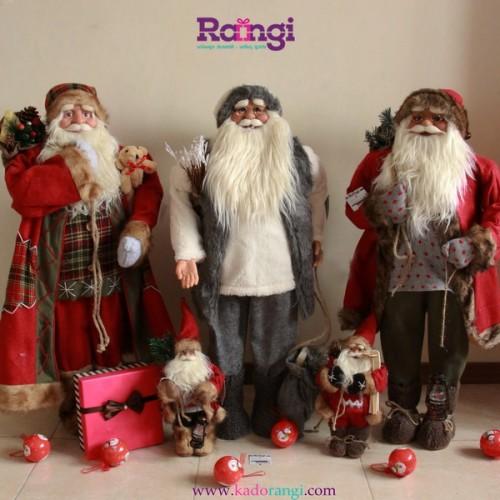 خرید بابانوئل تزیینی