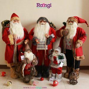 بابانوئل با سایز بزرگ خرید بابانوئل با سایز بزرگ بابانوئل با سایز بزرگ و لوازم تزیینی