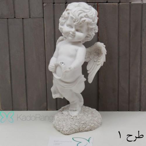 خرید اینترنتی مجسمه فرشته پلی استر