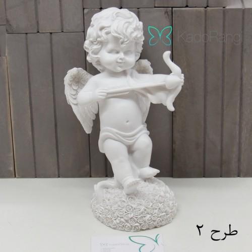 خرید مجسمه فرشته پلی استر