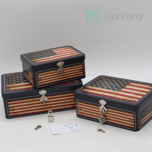 خرید اینترنتی جعبه فلزی قفلدار آمریکا