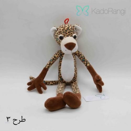 خرید اینترنتی عروسک پلنگ