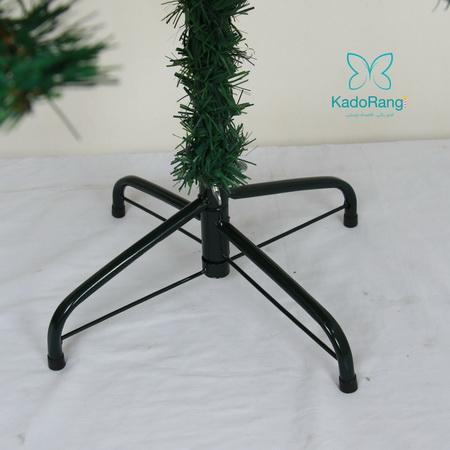 درخت کریسمس 250 سانتی با پایه فلزی