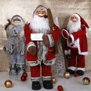 عروسک بابانوئل با قد متوسط