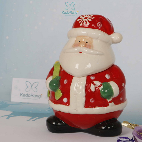 ظرف درب دار بابانوئل