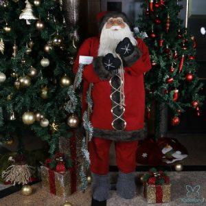 بابانوئل خیلی بزرگ کریسمس