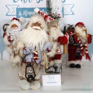 عروسک بابانوئل 30 سانتی