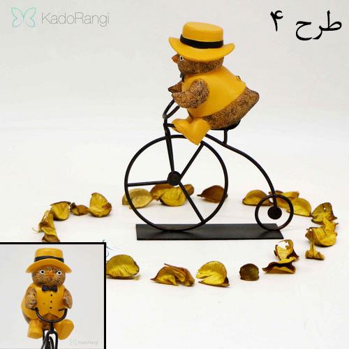 مجسمه با مزه جوجه در چند طرح با سایز کوچک