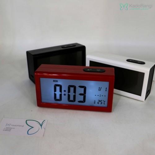 ساعت دیجیتال رومیزی باکسی