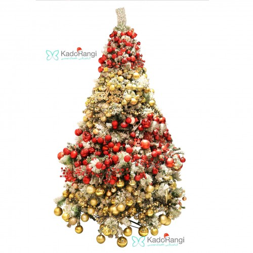 درخت کریسمس 240 سانت برفی