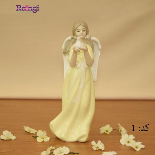 فرشته سرامیکی کد1