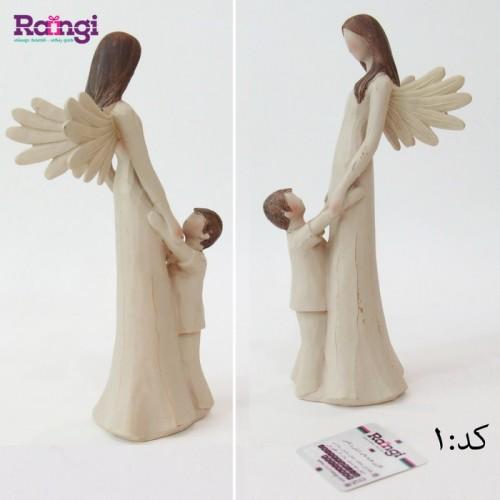 مجسمه فرشته مادر