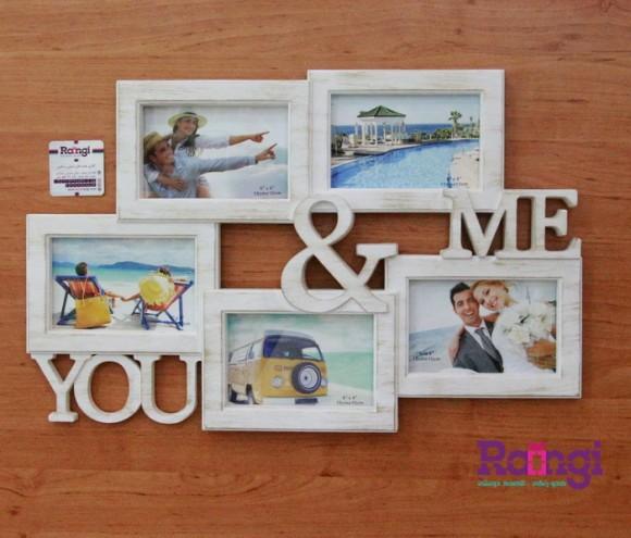 قاب عکس هارمونی you & me
