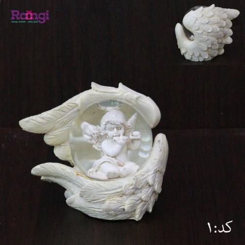 خرید گوی فرشته کوچک بالدار