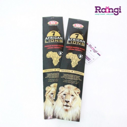 خرید عود lion African 7