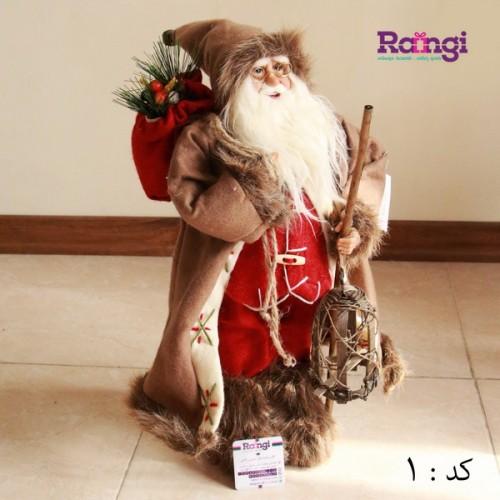 خرید بابانوئل کریسمس با کادو