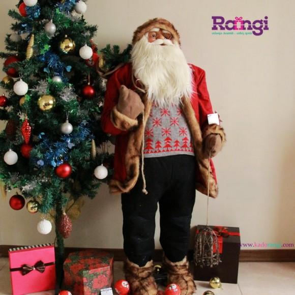 مجسمه بابانوئل بزرگ