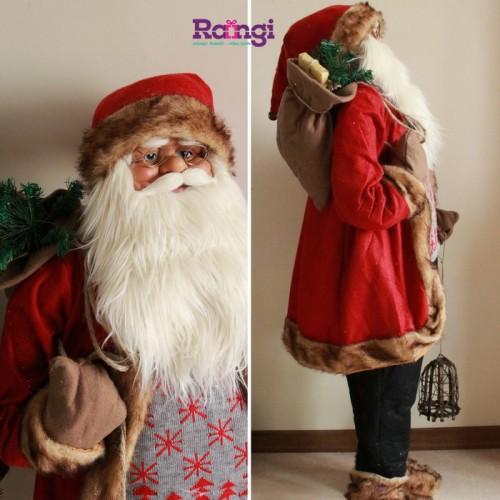 خرید مجسمه بابانوئل بزرگ