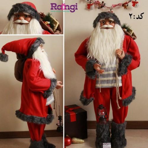 خرید بابانوئل با سایز بزرگ