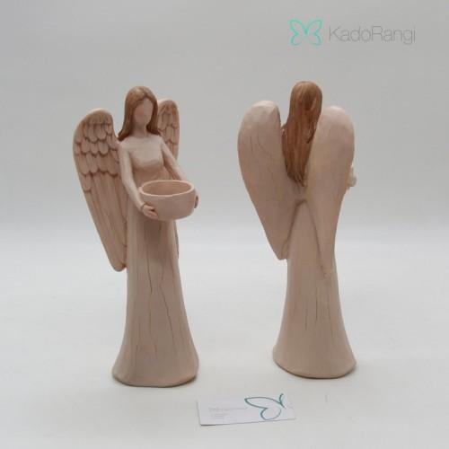 خرید مجسمه جاشمعی طرح فرشته