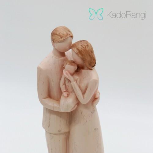 خرید مجسمه فرشته طرح عشق خانواده