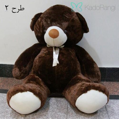 خرید عروسک ولنتاین خرس خیلی بزرگ
