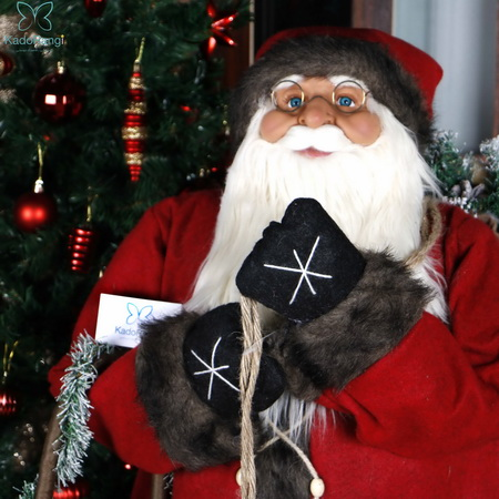 بابانوئل خیلی بزرگ کریسمس با نشان ستاره