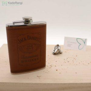 بطری جیبی استیل