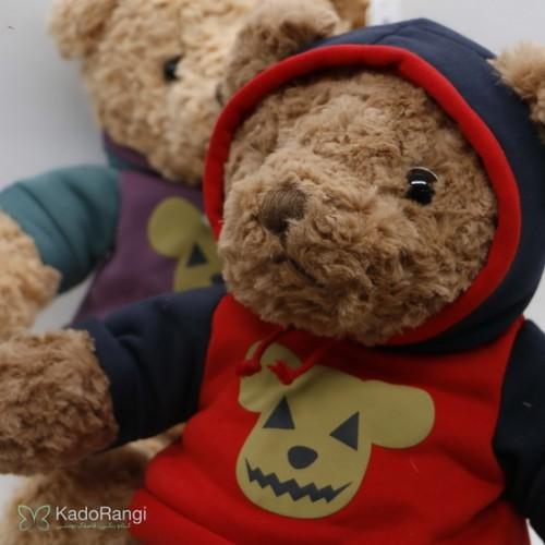 خرس پولیشی با کلاه بارانی