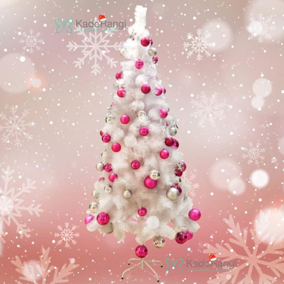 درخت کریسمس 210 سانتی سفید