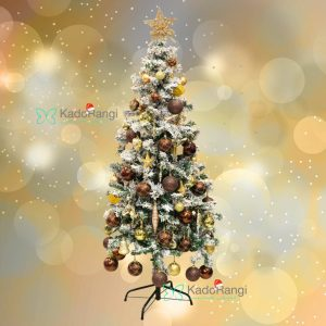 خرید اینترنتی درخت کریسمس 150 برفی